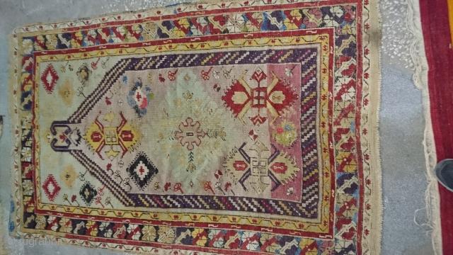 Anatolia Kırşehir Mucur rug 162x102