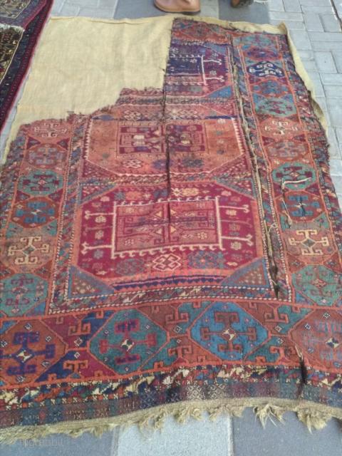 East Anatolia kurdish Rug  Size 180/127