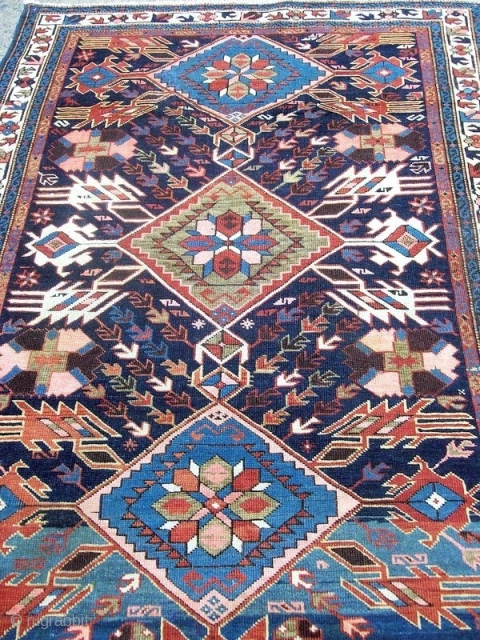 Beautiful 19th Century Kuba Seishour