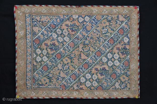 Embroidery, Iran, XVIII century. 50 X 66 cms