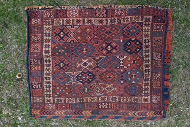 XIX century sumach 73 X 93 cm