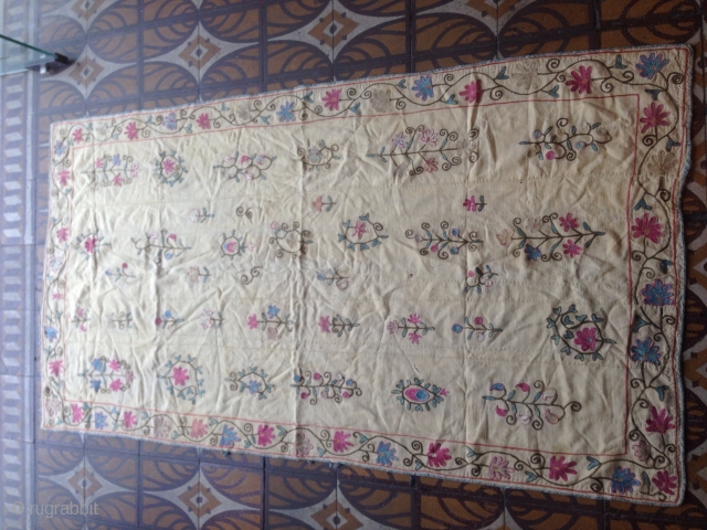 Suzani size :173x93-cm good price ask