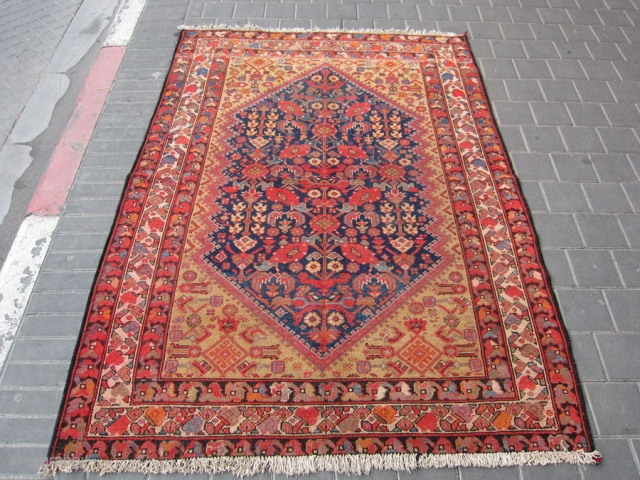 persian rug size:187x136-cm/73.6x53.5-inches