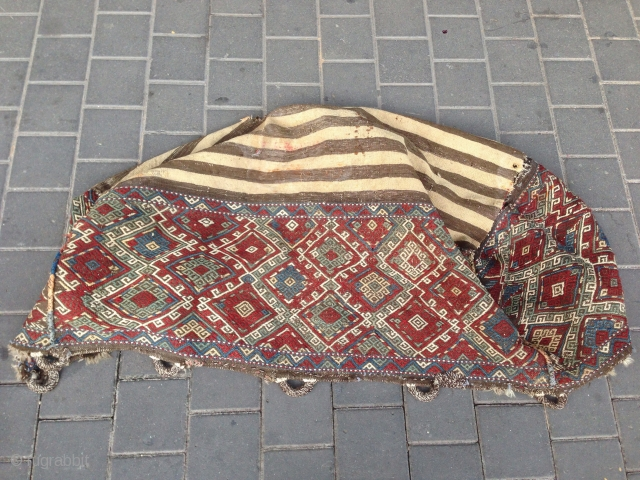 Caucasian soumak size:108x56-cm good price