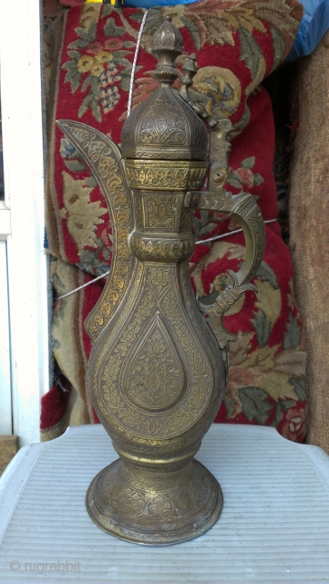 Aftabe bouchara  size : 35-cm.  Ask