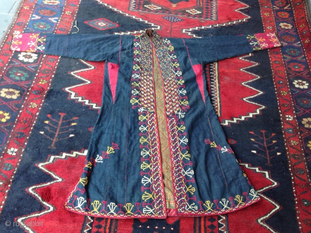 Turkmenistan coat good price ask