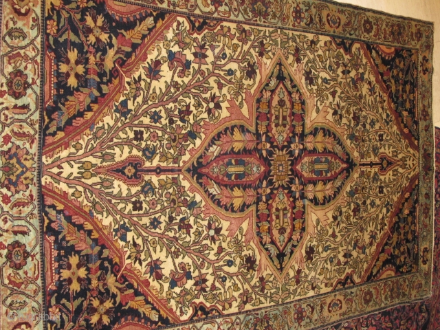 Fine antique Malayer, Mishan rug  P.O.R