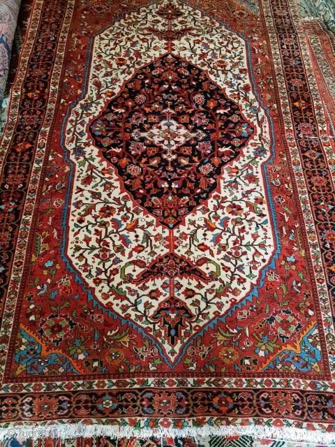 Antique Farahan rug  P.O.R