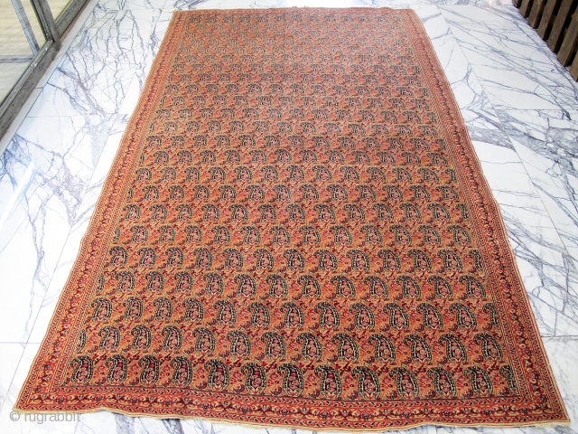 Fine quality very decorative Mood carpet.