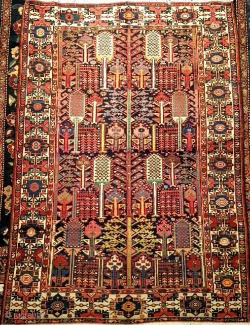Old Bakhtiyar rug
