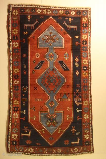 Kazak 217 x 121 cm, in good condition