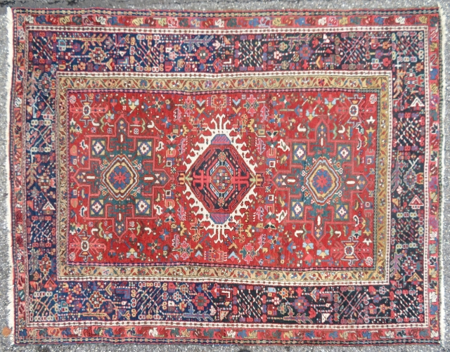 Outstanding vibrant Karadja Karadjeh.