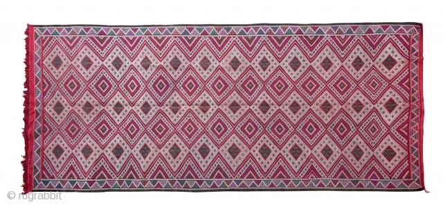 Vintage Berber Sumakh cm 490x190 ca.