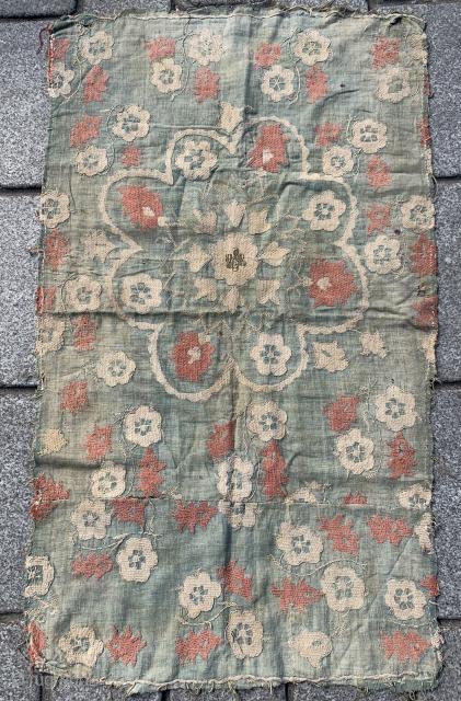 ottoman textile Size 60x110 cm