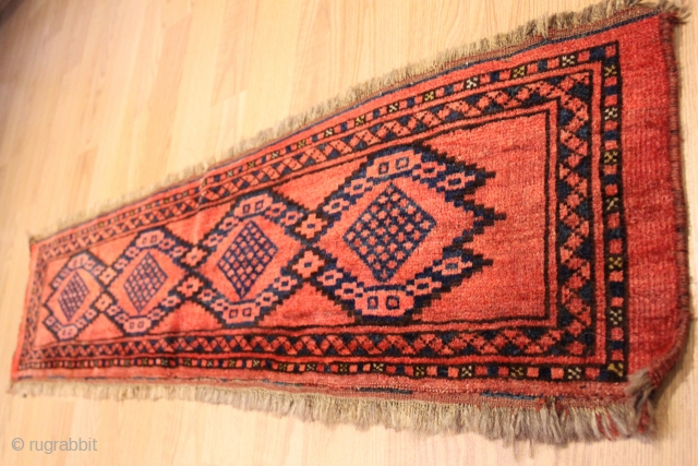 TURKMEN Torba perfect, natural colors, good condition,19th century 