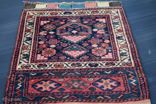 Kurdish bag-face good condition size 0.76cm x 0.54cm