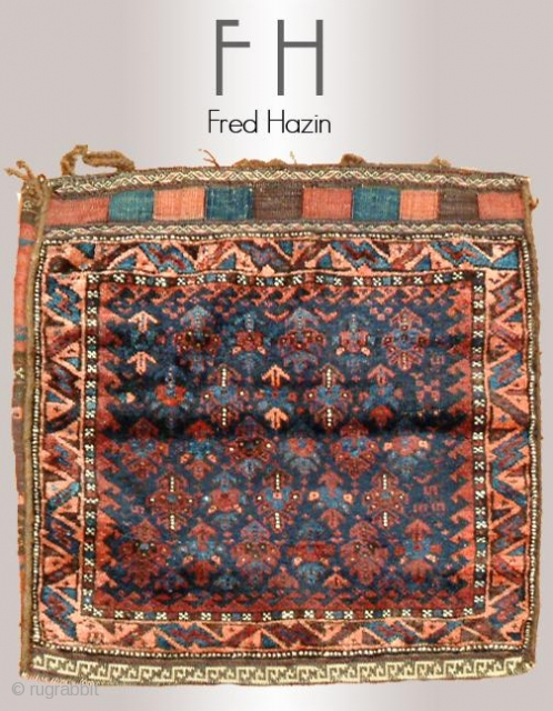 Stock #A128 | Baluch Bag | Circa: 1910