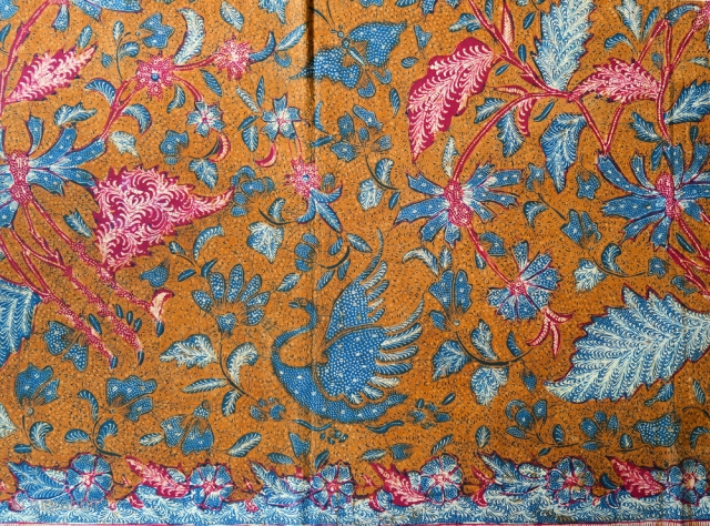 Java | Batik Waistcloth made in 3 States (Kain Panjang Batik Tiga Negeri) | Indonesia