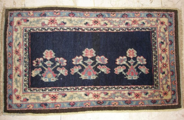 Persian Kurd Bichar Bag Face 19 c, size:0,77x0,46cm