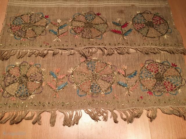 Ottoman Yaglik 249 x 62 cm