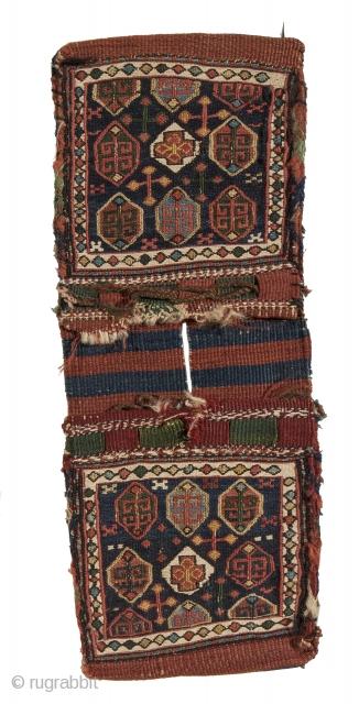 Small Chanteh Sumak Shahsavan 44x17 cm.