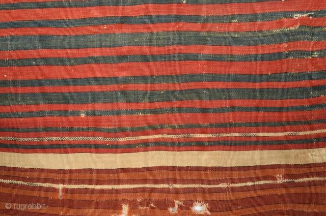 Very Fine Anatolian Kilim Fragment size 71x88