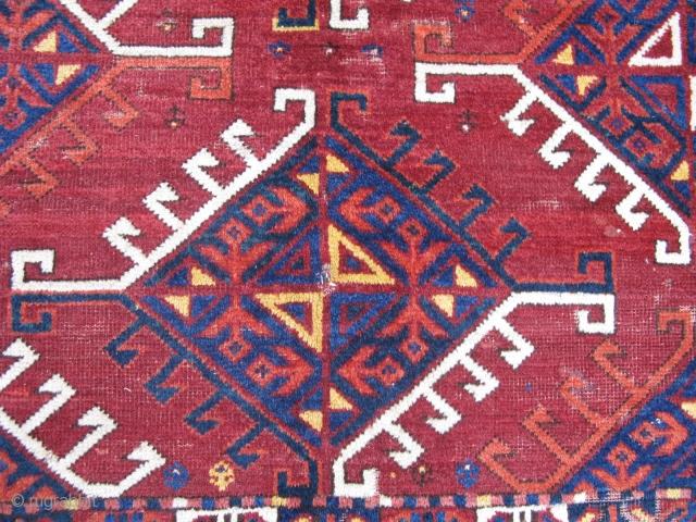 2687-Ersari carpet size 265x165