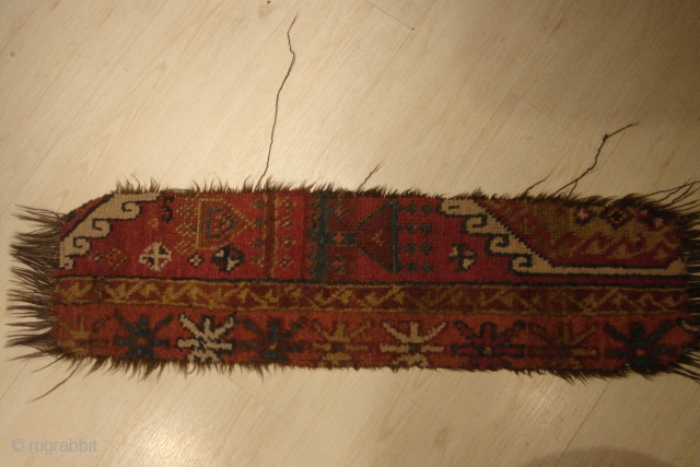 Anatolian Carpet Fragment
