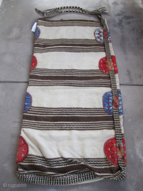 Large Karapinar Cargo/ Storage bag....Central Anatolia...first half 20th C...