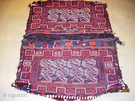 Lori Bakhtiari complete Bag. Very good condition. Selling of Private Tribal Rug Collection