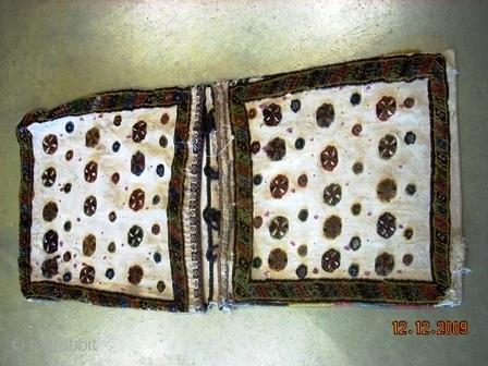 """Antique South Persian mini bag. 31""""x15"""""""