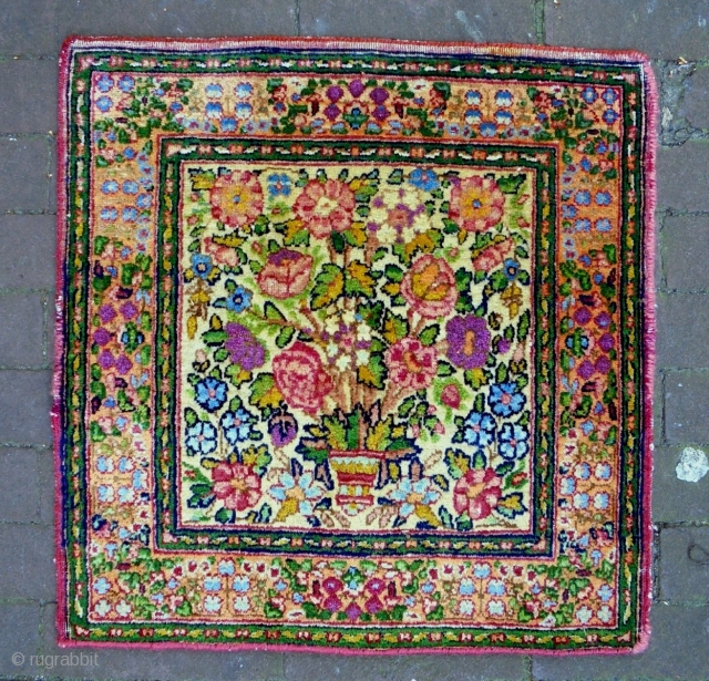 19th Century Fine Lawar Kirman