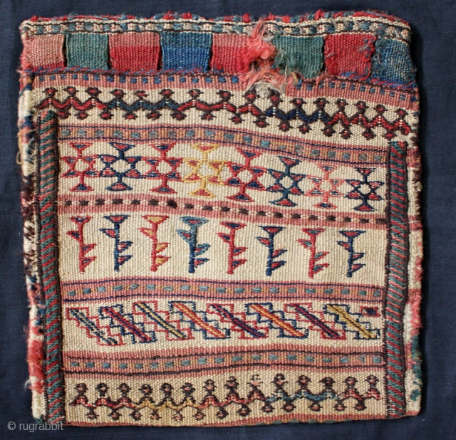 Bakhtiari bag,Size:41x40 cm