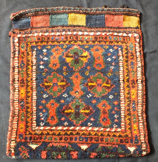 Kordish bag in fine condition,44x42 cm