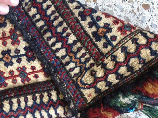 Bakhtiari Spoon bag in fine condition,Size:38x30 cm