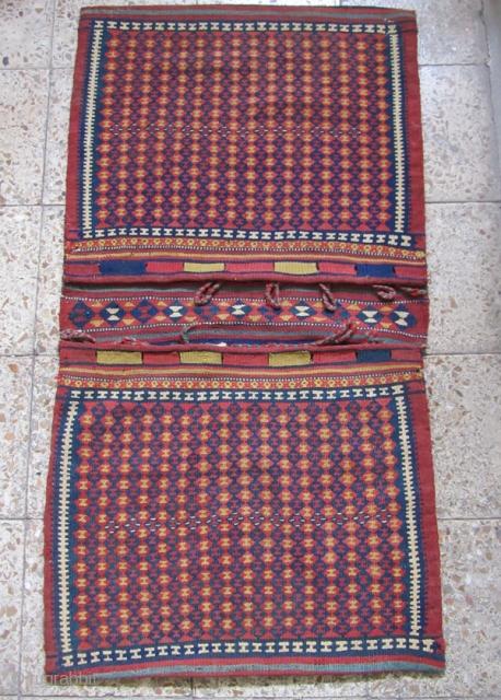 sw persia saddle bag ,Size:131 x 67 cm