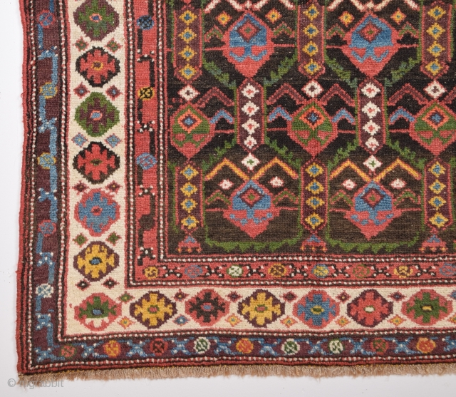 Nord-West Persian Rug 1880's size 107x184 cm