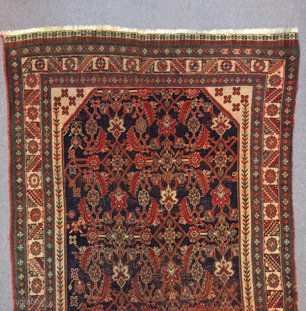 Shiraz Qashquli Rug 230 x 115 cm