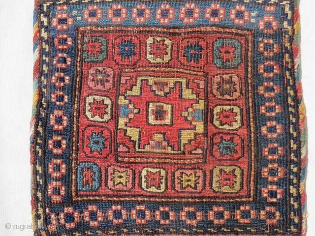 Shahsevan Sumak chanteh 1870-80 ,size 26x27cm