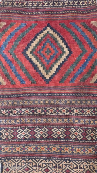 Afshar bag all good colors and very good condition-size 105x50cm