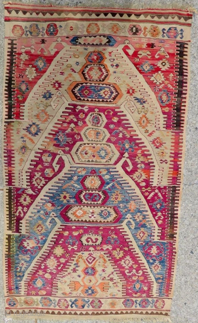 Prayer Kilim, Turkey