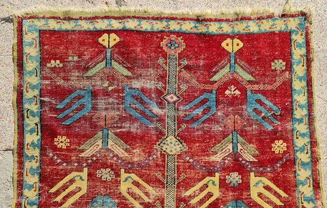 Size : 97 x 358 (cm), Central anatolia, Mudjur .