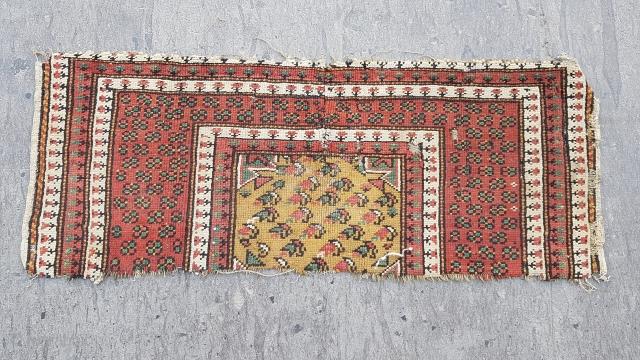Size : 35 x 85 (cm), West anatolia (gordes), Fragment