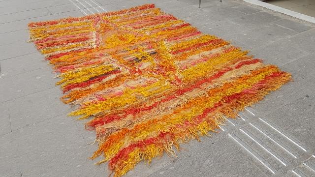 Size : 135 x 200 (cm), Middle anatolia (tulu),