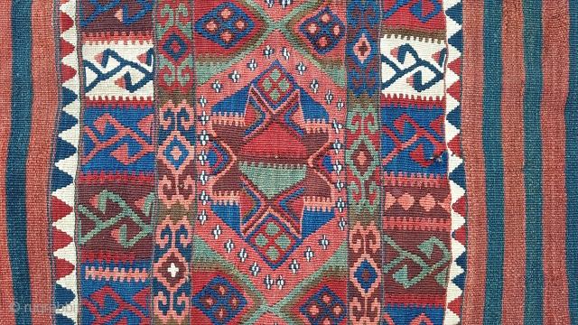 Size : 95 x 307 (cm), East anatolia , Erzurum region !  Ca 1790s