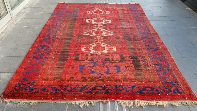 Size : 205 x 280 (cm), West anatolia , Kula (kömürcü).