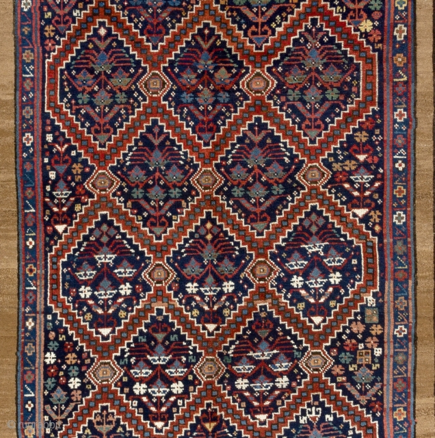 "Antique Persian Serab Runner, 4'6"" x 11'6"" (138x350 cm)"