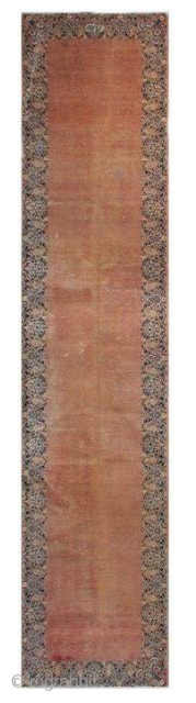 End of 19th century runner from Tabriz-IRAN.