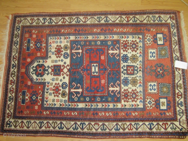 19 CENTHERE ALL WOOL KAZAK