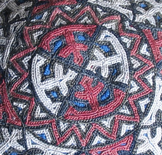 Turkmen cap.
